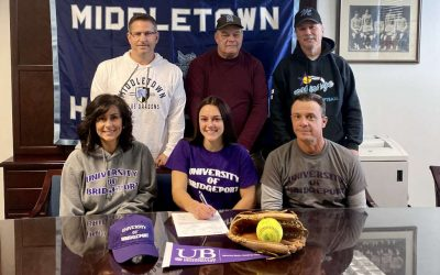 Grace Derita signs with Bridgeport
