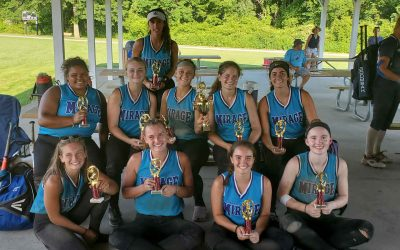 Mirage 18U Wins Summer Tournament